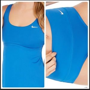 2 pc NIKE women swimming suit size S